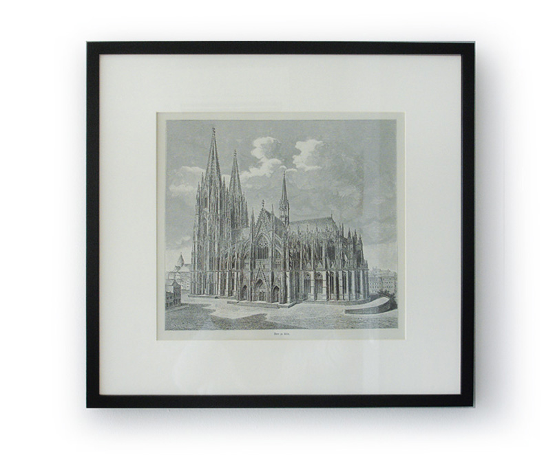 Cathedral Painting